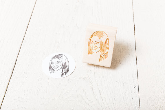 Stamps from Etsy