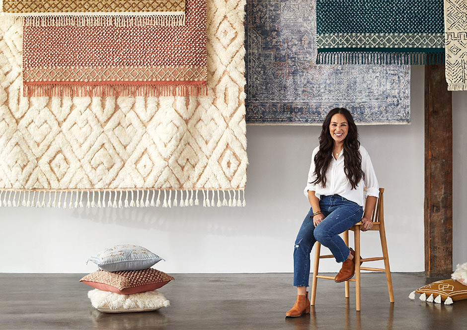 Former 'fixer-upper' and Magnolia founder, Joanna Gaines, has now teamed up with Anthropologie.