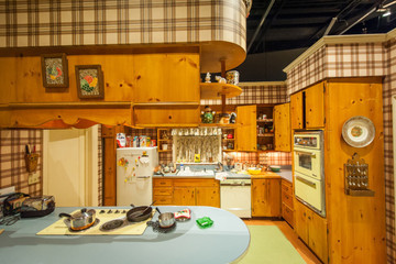 See the Sets of Mad Men at the Museum of the Moving Image