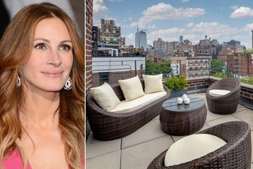 Julia Roberts Lists Her $4.5 Million New York City Apartment