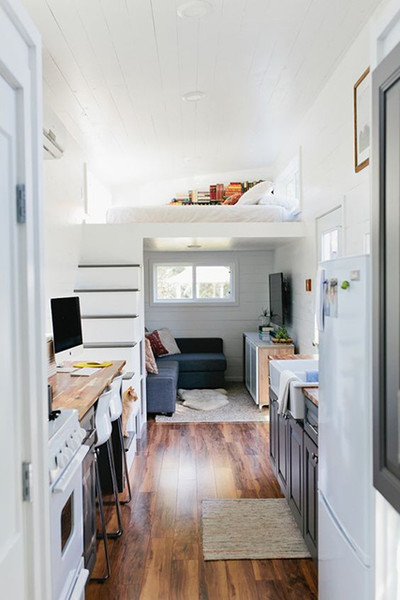 Tiny Houses25 Interior Trends That Are Better In TheoryLonny