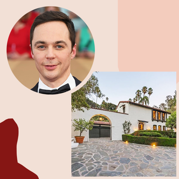 Jim Parsons Lists His Gorgeous Los Feliz Spanish-Style Home For $9 Million