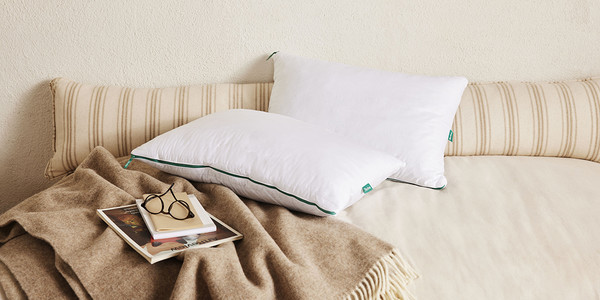 Brooklinen's New Launch Lets You Personalize Your Pillow's Firmness