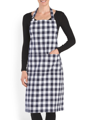 Buffalo Check Apron 25 Things You Need From Tj Maxx This Summer Lonny