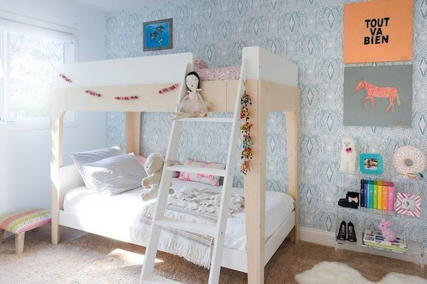Not-So-Basic Bunk Beds