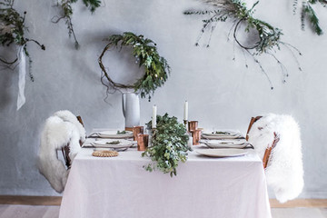 Pinterest Board Of The Week: Sophisticated Holiday Decorating