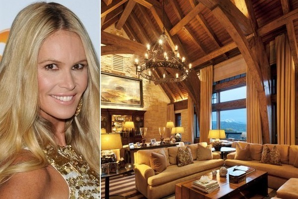 Elle Macpherson Lists Her $35 Million Aspen Mansion