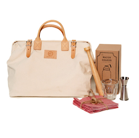 The W&P Cocktail Kit by The Mason Shaker
