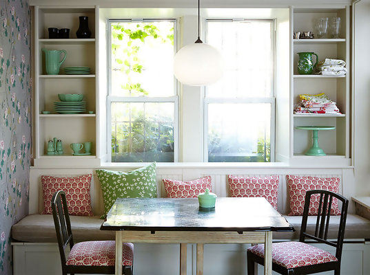 What Do You Think of Kitchen Banquettes?