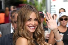 Sofia Vergara Is All Smiles in NYC