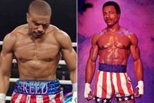 Michael B. Jordan Dons Apollo's Star-Spangled Trunks in First 'Creed' Trailer