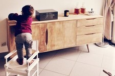 Things You Learn Once Your Toddler Is Mobile