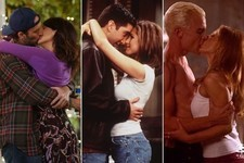 Match the TV show to the Sexy Makeout Session