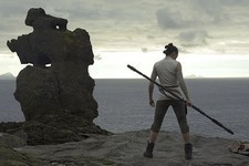 'Star Wars: The Last Jedi' Is the Fantastically Weird Spectacle We Need