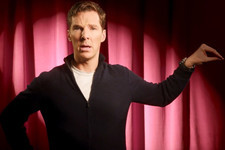 Benedict Cumberbatch Does A Dramatic Reading Of 'I'm a Little Teapot' And Takes Us Back To Grade School