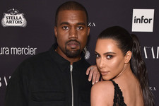 Kim Kardashian and Kanye West Welcome a Little Girl via Surrogate
