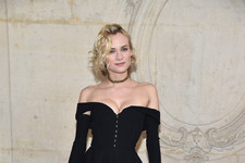 Look of the Day: Diane Kruger's Couture Cool