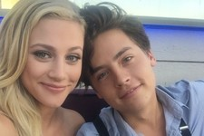 'Riverdale' Lovebirds Cole Sprouse and Lili Reinhart Are Dating!