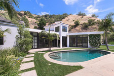 Lea Michele's Renovated $3.15 Million Home Epitomizes West-Coast Cool