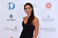 Look of the Day: Victoria Beckham's Bold in Black