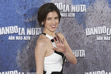 Anna Kendrick Is Pitch Perfect in Madrid