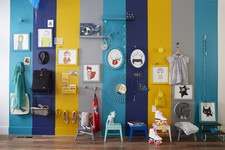 A Colorful Kid's Room Idea