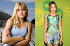 Aimee Teegarden Has Definitely Grown Up Since Her 'Friday Night Lights' Days