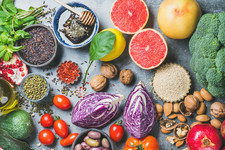 A Color-Coded Guide To Your Food's Health Benefits