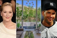Meryl Streep Sells Home to A-Rod