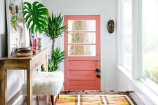 Painting Your Door Will Definitely Brighten Your Day