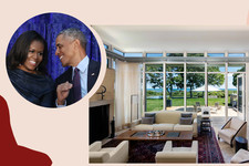 The Obama's Heavenly Martha's Vineyard Home Is Goals