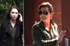 Seeing Double: Troian Bellisario and Kris Jenner Sport the Same Cargo Romper