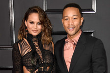 Chrissy Teigen and John Legend Are Expecting Their Second Child