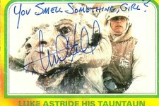 Mark Hamill Is Either the Worst or the Best at Autographs