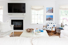 White Living Room Ideas That Will Make Your Home Pristine