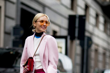 The Most Fabulous Street Style Seen At Milan Fashion Week