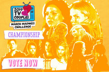 Vote In The Championship Round Of TV Couples March Madness!