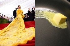 Finding the Inspiration Behind Some of the Weirdest Met Gala Looks