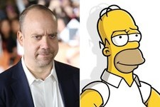 Imagining a Live-Action Version of 'The Simpsons' with Celebrity Look-Alikes