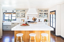 We Want To Dine In This Light And Airy Long Beach Home
